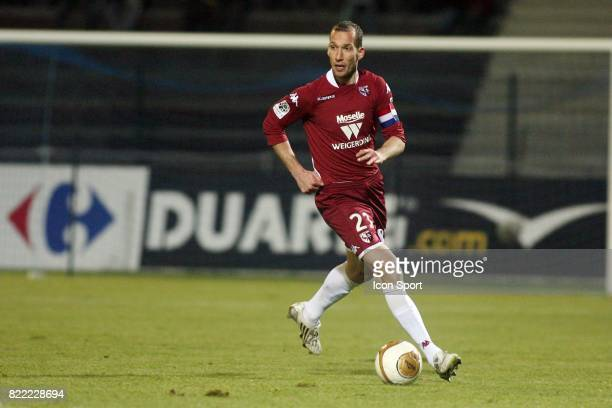 Jeff STRASSER Tours / Metz 20 eme journee de Ligue 2