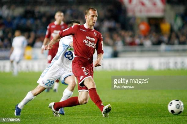 Jeff STRASSER Strasbourg / Metz 33eme journee de Ligue 2