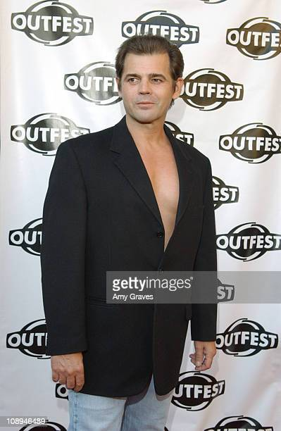 Jeff Stryker during 2006 Outfest Film Festival Awards Night at John Anson Ford Amphitheatre in Hollywood California United States