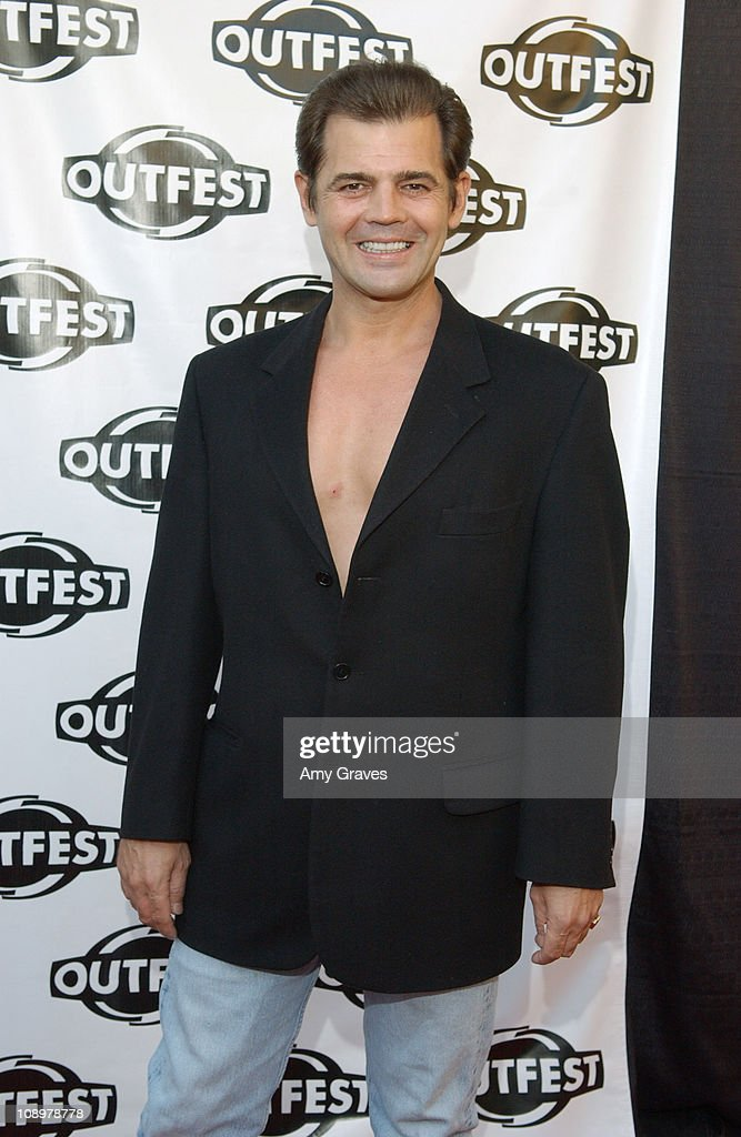 2006 Outfest Film Festival Awards Night : News Photo