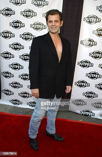 Jeff Stryker during 2006 Outfest Film Festival Awards Night at John Anson Ford Amphitheatre in Hollywood, California, United States.