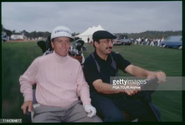 Jeff Sultan Bobby Rahal Pebble Beach National ProAm Photo by Jeff McBride/PGA TOUR Archive