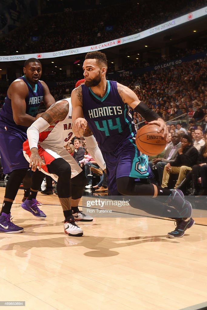 Charlotte Hornets v Toronto Raptors