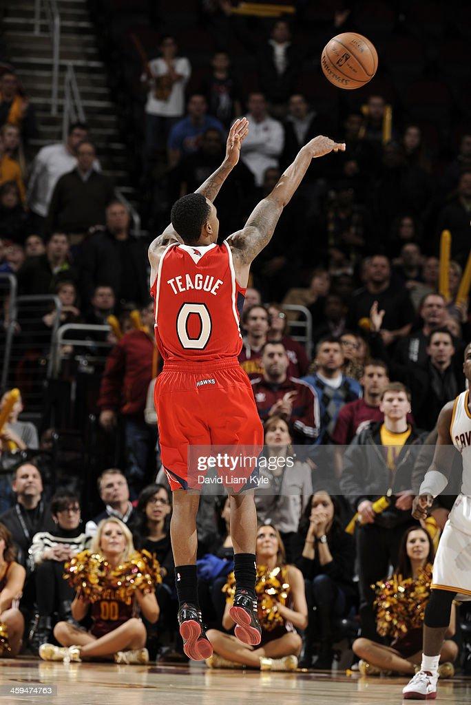Atlanta Hawks v Cleveland Cavaliers