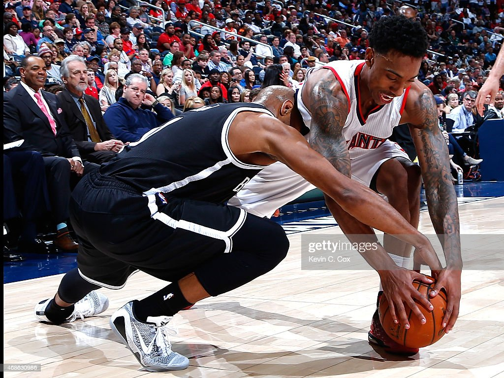 Brooklyn Nets v Atlanta Hawks