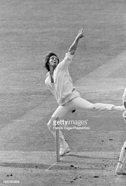 Jeff Thomson bowling v Middlesex at Lord's, Australian Tour of England 1975. 6918-33