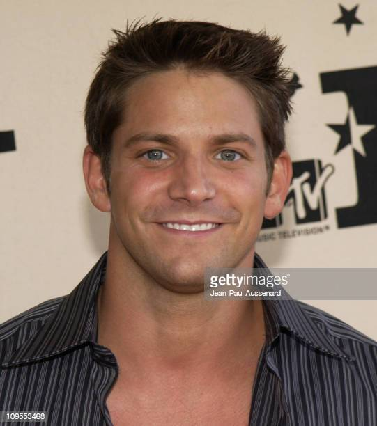 Jeff Timmons during MTV Bash Arrivals in Hollywood United States