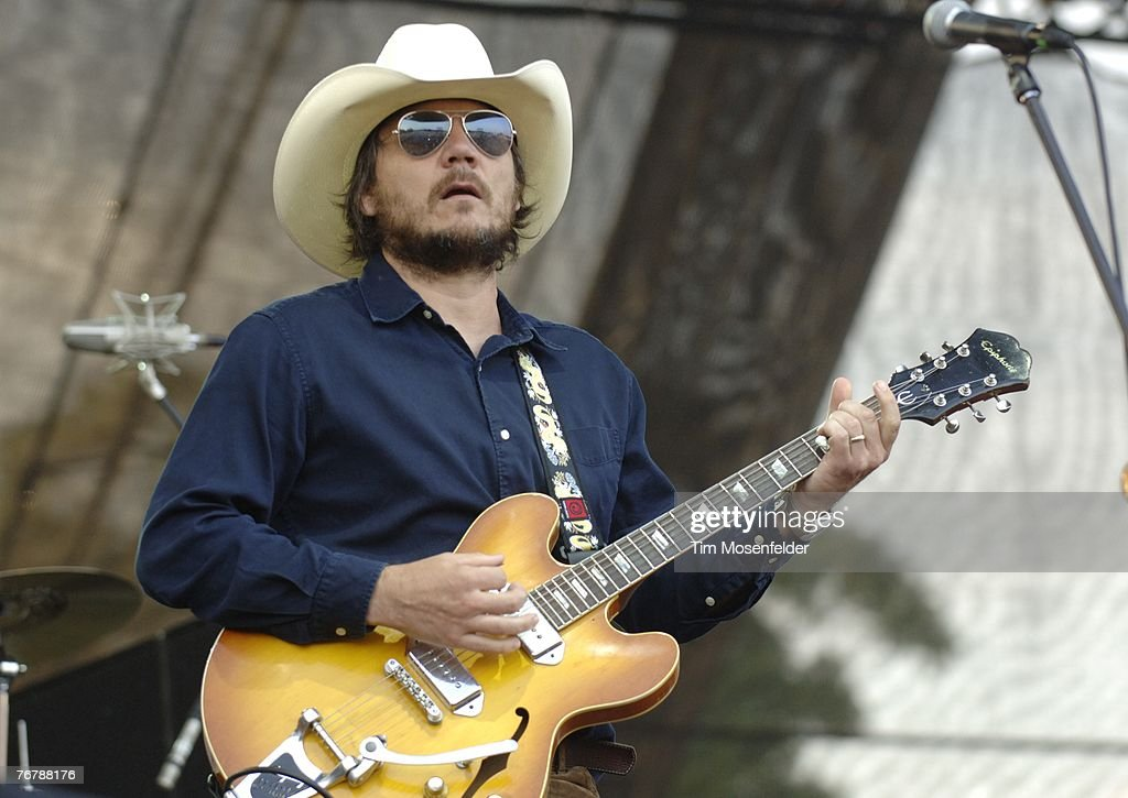 Jeff Tweedy and Wilco perform as part of the Austin City Limits Music Festival at Zilker Park on September 16, 2007 in Austin, Texas.