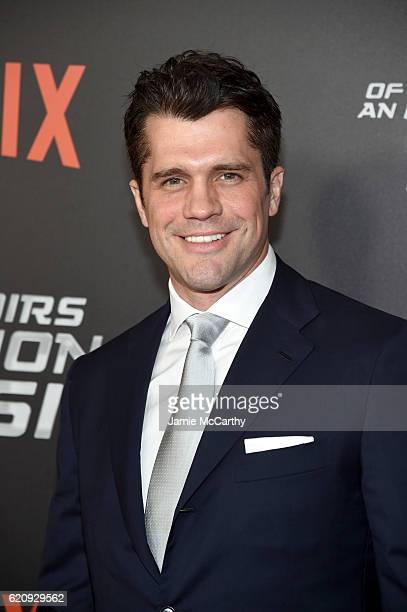 Jeff Wadlow attends 'True Memoirs Of An International Assassin' at AMC Lincoln Square Theater on November 3 2016 in New York City