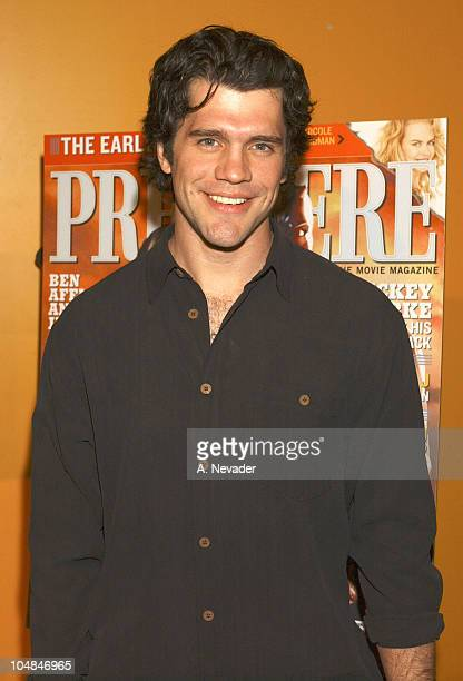 Jeff Wadlow during 2003 Park City Premiere Magazine Party in Park City Utah United States