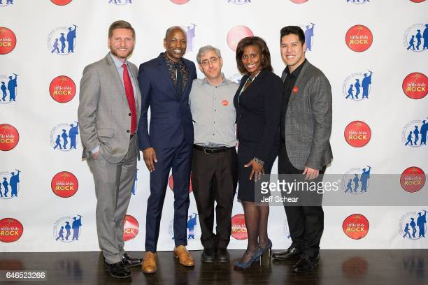 Jeff Waraksa Chicago Public School's Director of Arts Education Evan Plummer Founder of Little Kids Rock Dave Wish Chief Of Teaching and Learning for...