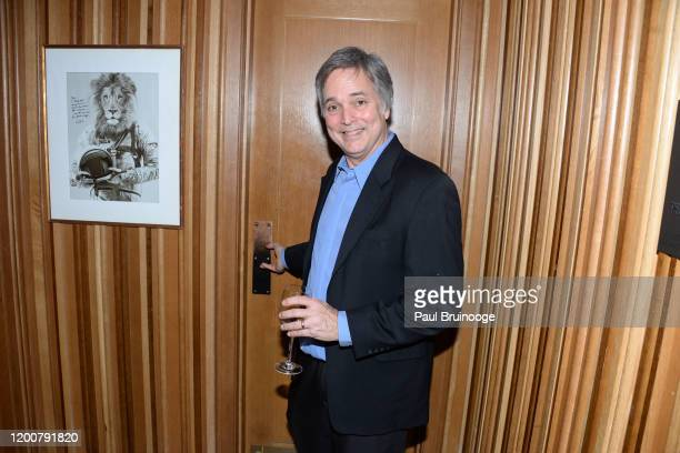 Jeff Wertz attends MAC Nordstrom And The CFDA Host The After Party For The Times Of Bill Cunningham at Bistrot Leo on February 13 2020 in New York...