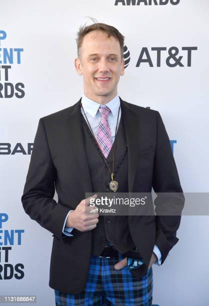 Jeff Whitty attends the 2019 Film Independent Spirit Awards on February 23 2019 in Santa Monica California