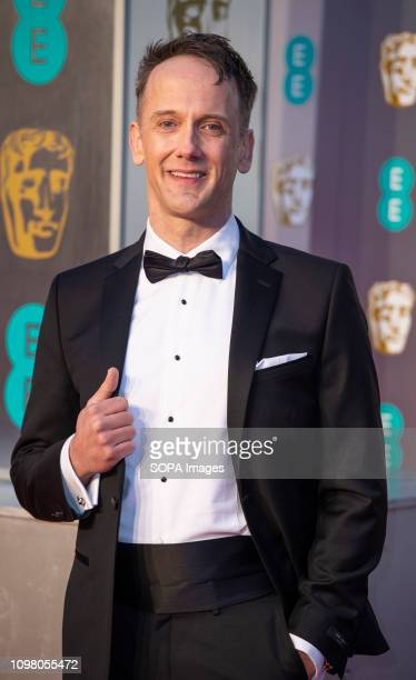 Jeff Whitty attends the EE British Academy Film Awards at the Royal Albert Hall London