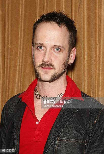 Jeff Whitty attends the Epic Theatre Ensemble's 9th Annual Gala at Twenty Four Fifth Avenue on March 1 2010 in New York City