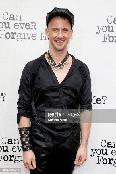 Jeff Whitty during the Can You Ever Forgive Me New York Premiere at SVA Theater on October 14 2018 in New York City