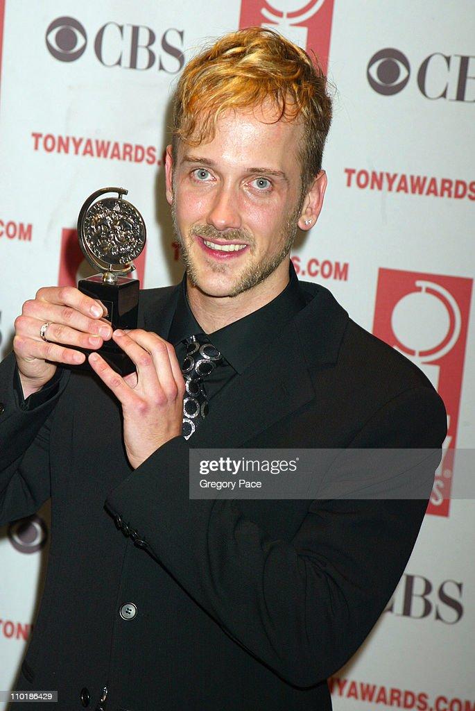 58th Annual Tony Awards - Press Room : News Photo