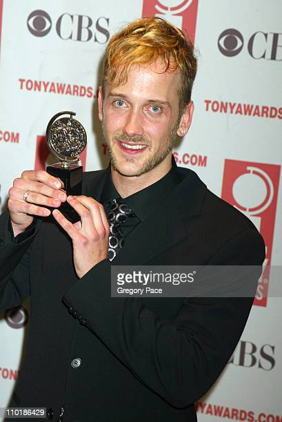 Jeff Whitty winner Best Book of a Musical for Avenue Q