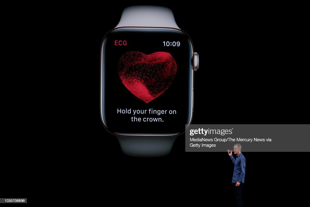 APPLE PRODUCT LAUNCH 2018 : News Photo
