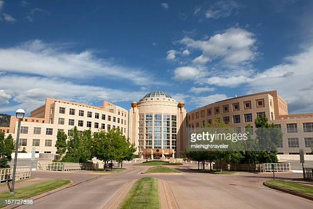 Jefferson County Courthouse in Golden Colorado horizontal