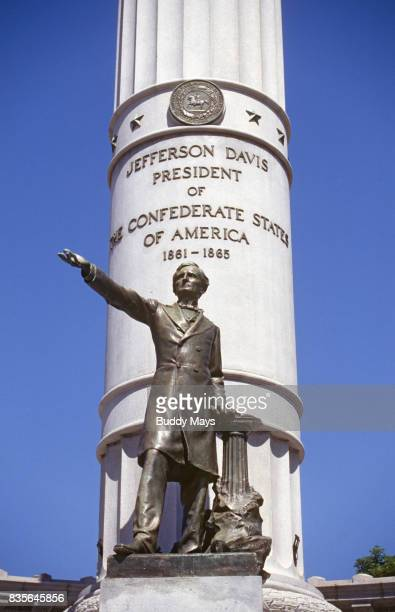 jefferson davis - confederate army stock pictures, royalty-free photos & images