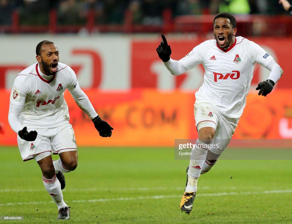 FC Lokomotiv Moscow vs FC Rubin Kazan - Russian Premier League