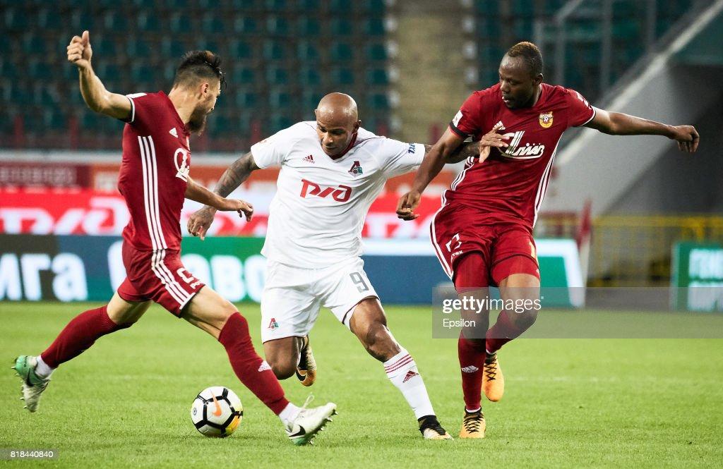 FC Lokomotiv Moscow vs FC Arsenal Tula - Russian Premier League