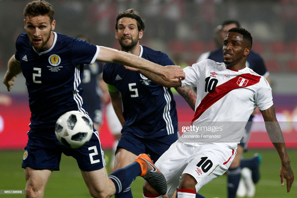 Peru v Scotland -International Friendly : News Photo