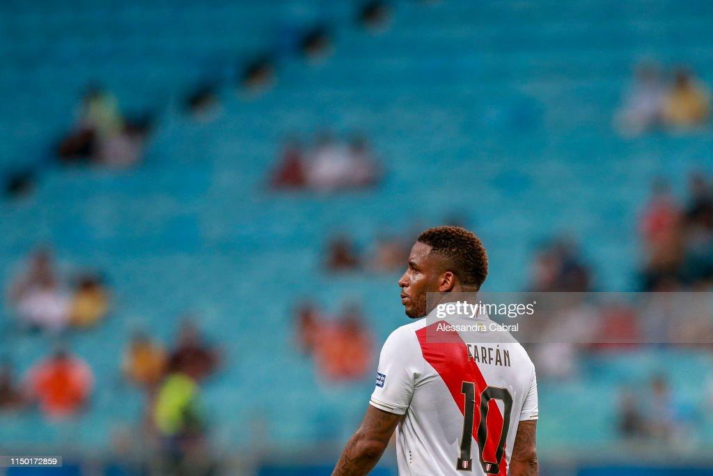 Venezuela v Peru: Group A - Copa America Brazil 2019 : ニュース写真