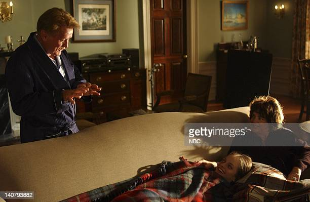 WING 'Jefferson Lives' Episode 3 Aired Pictured Martin Sheen as President Josiah 'Jed' Bartlet Elisabeth Moss as Zoey Bartlet Stockard Channing as...