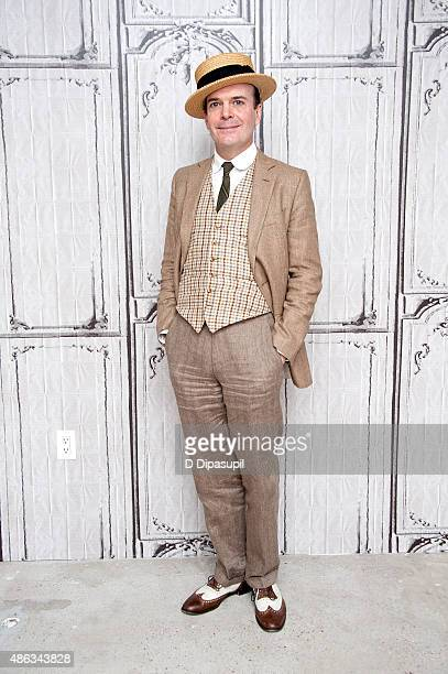 Jefferson Mays attends AOL BUILD Speaker Series A Gentleman's Guide to Love and Murder at AOL Studios In New York on September 3 2015 in New York City