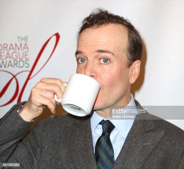 Jefferson Mays attends The 80th Annual Drama League Awards Ceremony and Luncheon at Marriot Marquis Times Square on May 16 2014 in New York City