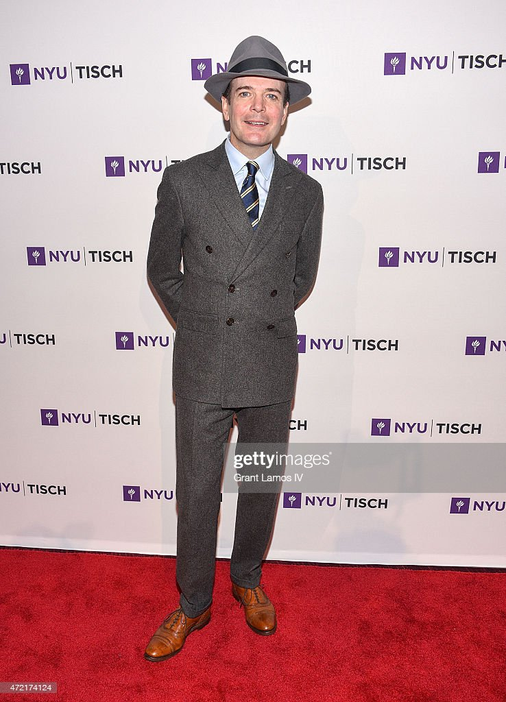 Jefferson Mays attends the NYU Tisch School Of The Arts 2015 Gal at Frederick P. Rose Hall, Jazz at Lincoln Center on May 4, 2015 in New York City.