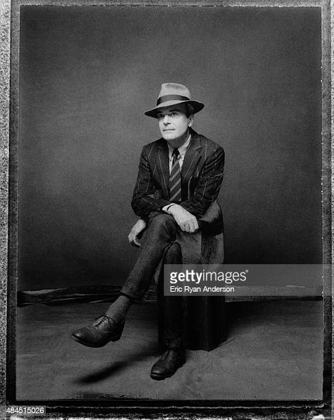 Jefferson Mays is photographed on polaroid film for The Hollywood Reporter on May 23 2014 in New York City