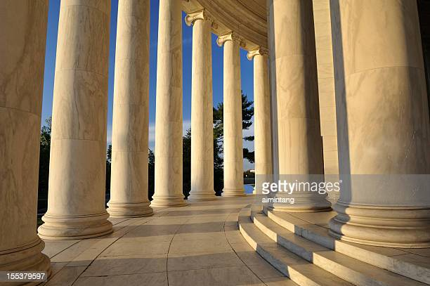 jefferson memorial - jefferson memorial stock pictures, royalty-free photos & images