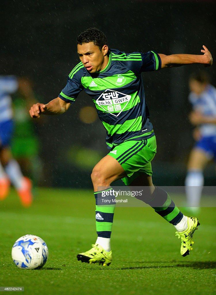 Reading v Swansea City - Pre Season Friendly : News Photo