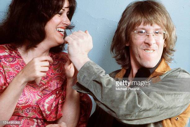 Jefferson Starship portrait New York September 1978 Grace Slick Paul Kantner