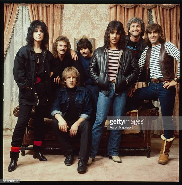Jefferson Starship shot in the bands headquarters in San Francisco California