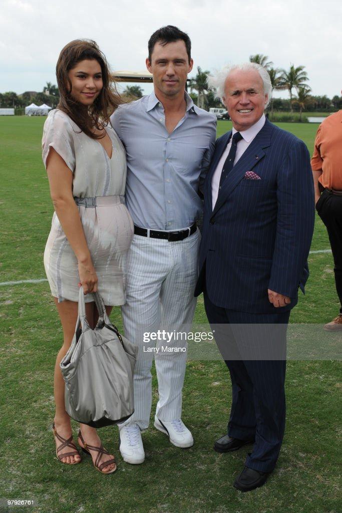 Celebrity Sightings at Palm Beach International Polo