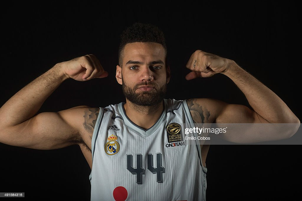 Real Madrid 2015/2016 Turkish Airlines Euroleague Basketball Media Day