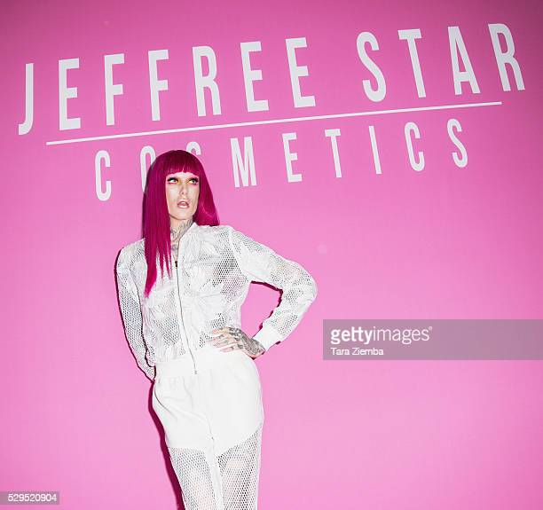 Jeffree Star attends 2016 RuPaul's DragCon on May 08 2016 in Los Angeles California