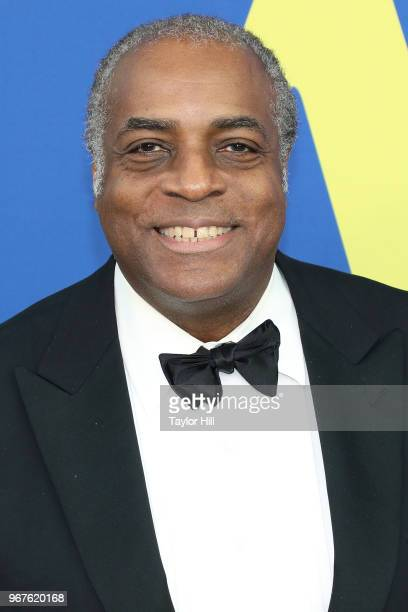 Jeffrey Banks attends the 2018 CFDA Awards at Brooklyn Museum on June 4 2018 in New York City