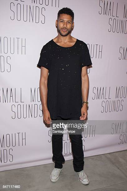 Jeffrey BowyerChapman attends 'Small Mouth Sounds' opening night at The Pershing Square Signature Center on July 13 2016 in New York City