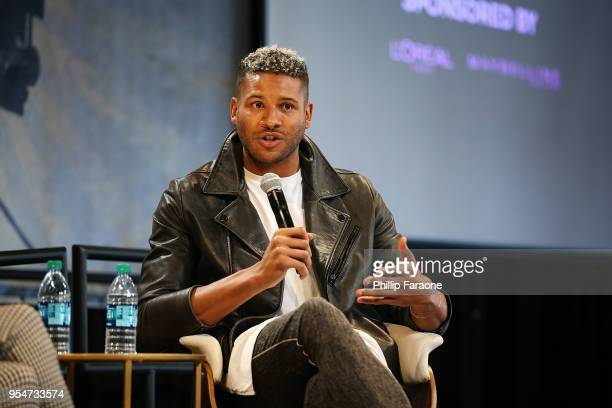 Jeffrey BowyerChapman attends the Next Gen Panel at the 4th Annual Bentonville Film Festival Day 4 on May 4 2018 in Bentonville Arkansas