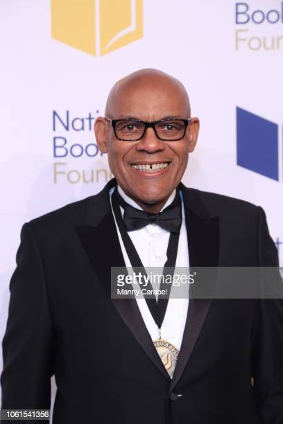 Jeffrey C Stewart attends the 69th Annual National Book Awards at Cipriani Wall Street on November 14 2018 in New York City