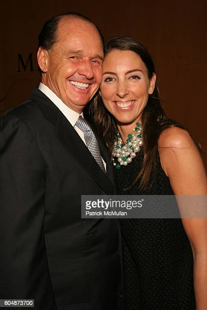 Jeffrey Colle and Martha O'Brien attend Kickoff of The Society of Memorial SloanKettering Cancer Center's Preview Party for The Haughton...