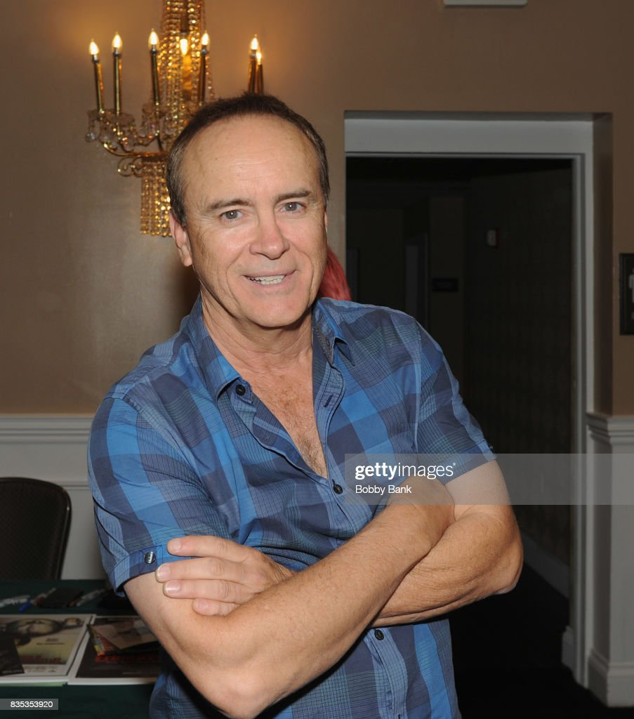 Jeffrey Combs attends the Monster Mania Con 2017 at NJ Crowne Plaza Hotel on August 18, 2017 in Cherry Hill, New Jersey.