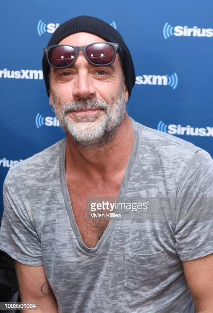 Jeffrey Dean Morgan attends SiriusXM's Entertainment Weekly Radio Broadcasts Live From Comic Con in San Diego at Hard Rock Hotel San Diego on July...