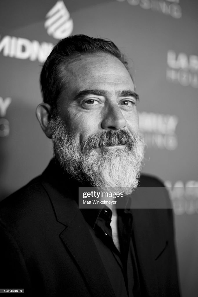 Jeffrey Dean Morgan attends the 2018 LA Family Housing Awards at The Lot in West Hollywood on April 5, 2018 in West Hollywood, California.
