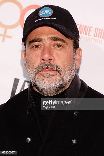 Jeffrey Dean Morgan attends the Adrienne Shelly Foundation 10th Anniversary Gala at The Angel Orensanz Foundation on December 5 2016 in New York City